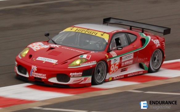 #96 AF Corse entry