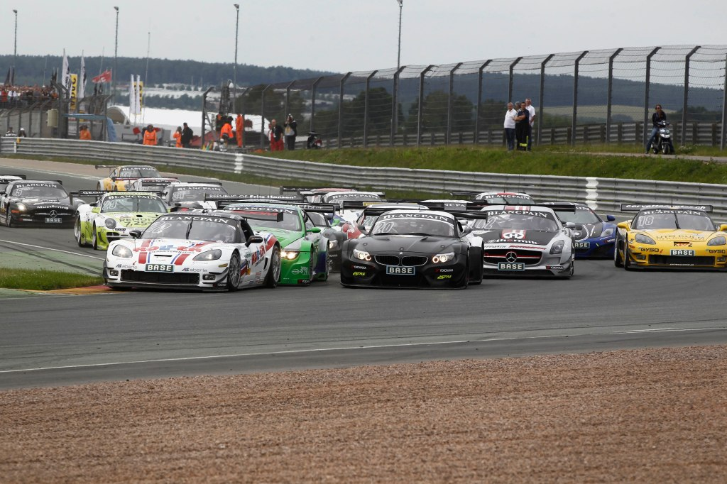 Image: ADAC GT Masters.
